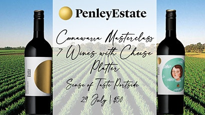 Penley Estate - Coonawarra Wine Masterclass tickets