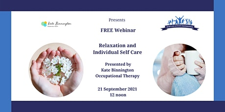 Relaxation and Individual Self Care tickets