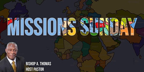 Missions Sunday Service - August 1st tickets