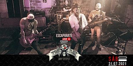 Rock en Teatro Escaparate Streaming live de VONTRAX entradas
