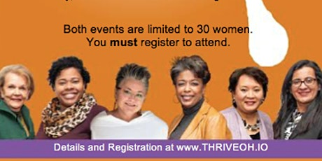 Thrive Ohio Networking Event for Women Business Owners tickets