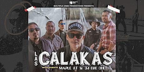 Las Calakas @ The Alement (Yuma, AZ) tickets