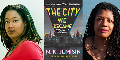 N. K. Jemisin in Conversation with Mikki Kendall, The City We Became tickets