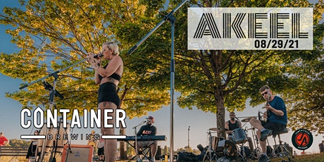 JumpAttack Records Presents:  AKEEL LIVE at Container Brewing tickets