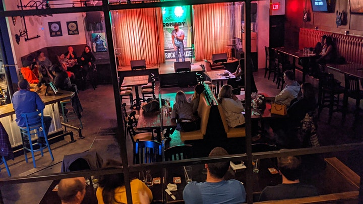 Comedy Tuesday Night Starring Dale Ward image