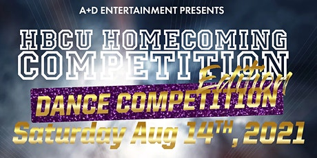 HBCU HOMECOMING DANCE COMPETITION EDITION tickets