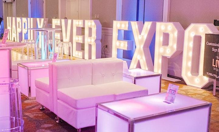 Happily Ever Expo - Wedding Expo - Woburn, MA image