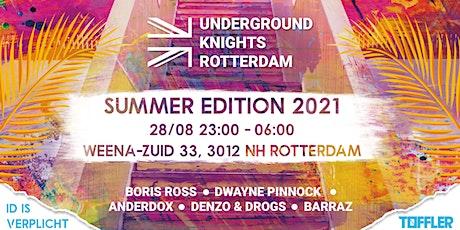 UKRotterdam w/ Boris Ross | Summer Edition 2021 tickets