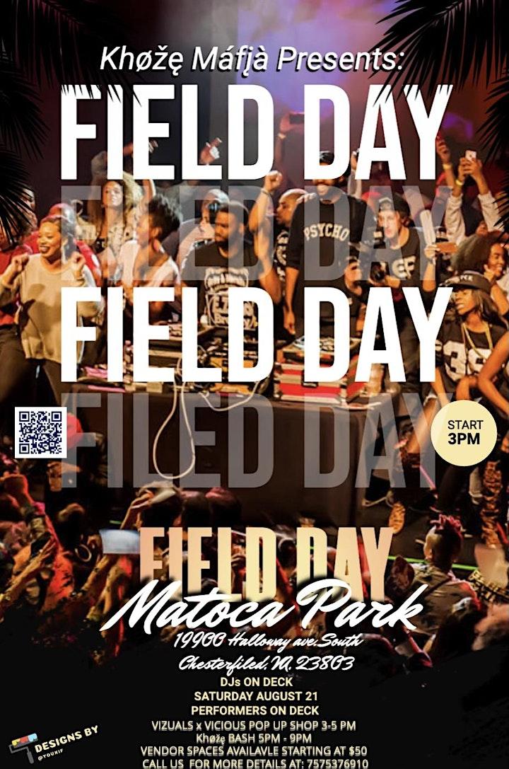 Khøžę Máfįà Field Day! image