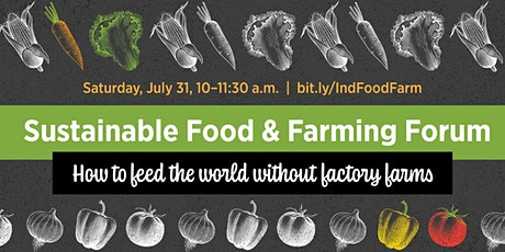 Sustainable Food & Farming Forum tickets
