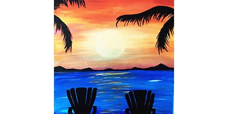 Let's Paint! Summer Sunset tickets