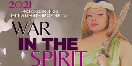 War In The Spirit tickets
