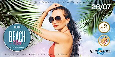 Life's a Beach @ Hola Beach Club tickets