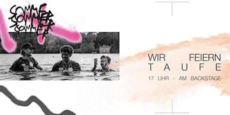 HILLSONG MÜNCHEN –MICRO CHURCH – BACKSTAGE – 17:00 UHR // 25.07.2021 tickets