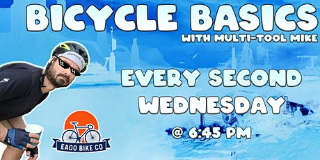 Bicycle Basics w/ Multi-Tool Mike tickets