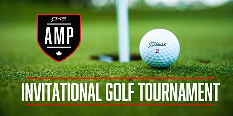 AMP Invitational | Charity Golf Event tickets