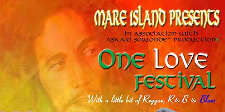One Love Festival tickets