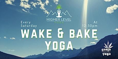Wake and Bake Yoga tickets