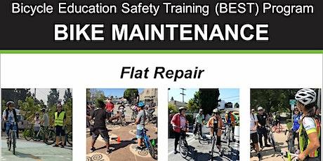 Bike Maintenance: Flat Repair- Online Video Class tickets