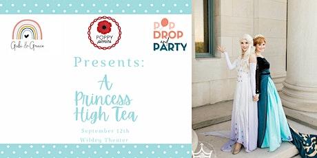 Princess Meet & Greet with High Tea at The Wildey tickets