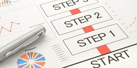 12 Steps to Start your Business Session 1 tickets