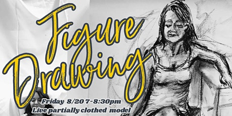 Figure Drawing Workshop Hosted by Art By Alina Z at GALA tickets