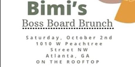 Boss Board Brunch tickets