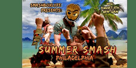 #SMASHBOXLYFE Presents : Summer Smash (Philly) tickets