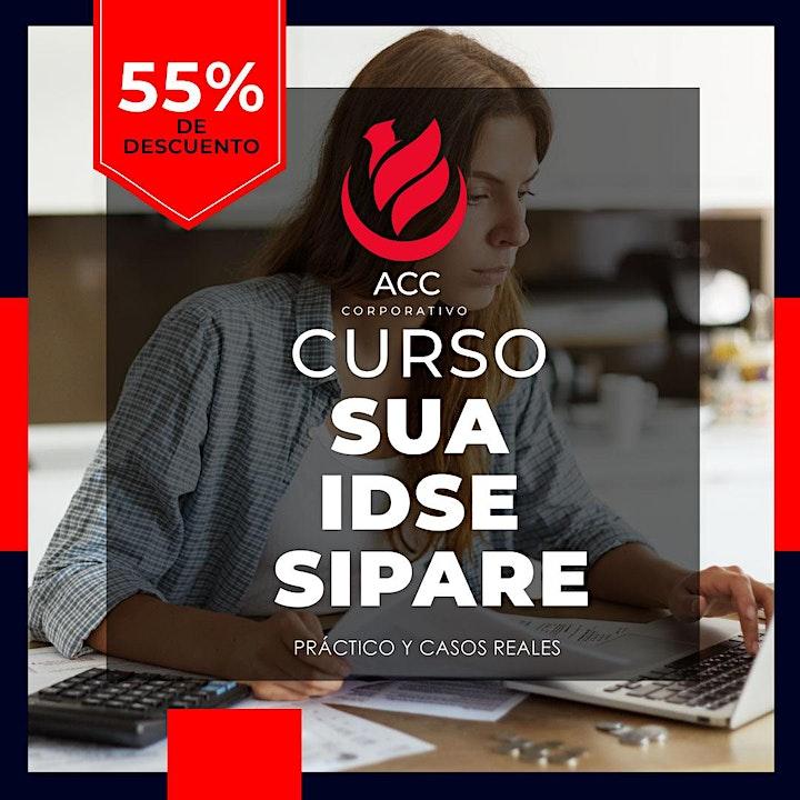 Imagen de CURSO SUA, IDSE, SIPARE