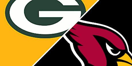 Ultimate Fan Experience: Arizona Cardinals vs Green Bay Packers tickets