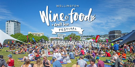 Wellington Wine & Food + Craft Beer Festival 2022 tickets