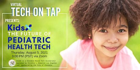 KidsX: The Future of Pediatric Health Tech tickets