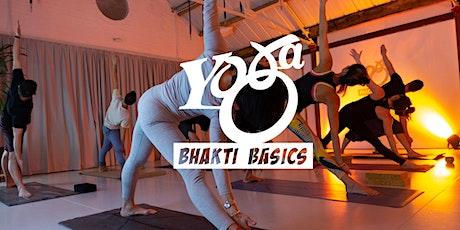Bhakti Basics Vinyassa flow level 1 tickets