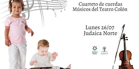 Classical Babies vuelve a Nordelta! entradas