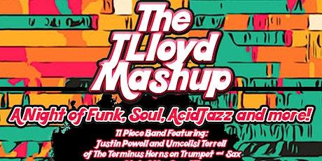 The JLloyd Mashup tickets