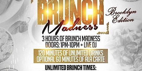 Brunch Madness (Brooklyn Edition) tickets