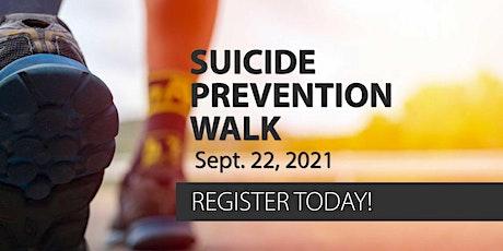 Suicide Prevention WALK tickets