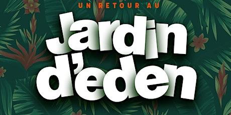 Retour au Jardin d'Eden billets