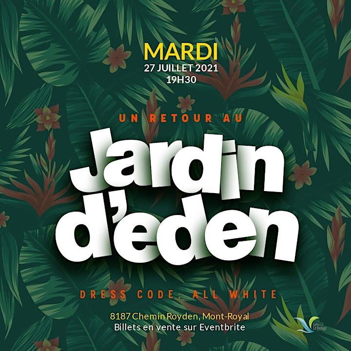 Retour au Jardin d'Eden image