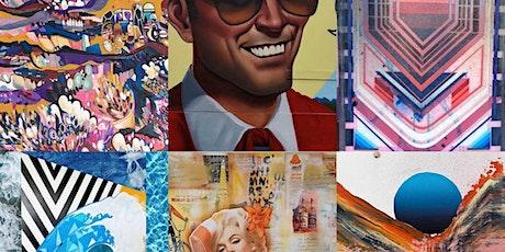 Elevated Underground Art Show tickets