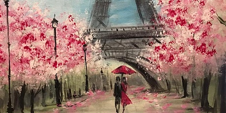 Chill & Paint Friday Night  Auck City Hotel  - PARIS! tickets