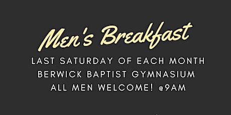 Men's Breakfast and Fellowship tickets