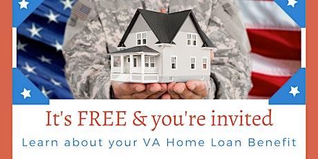 VA Loans Made Easy tickets