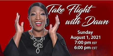 Take Flight with Dawn tickets