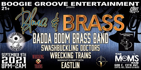 Blues and Brass: Badda Boom Brass Band + More tickets