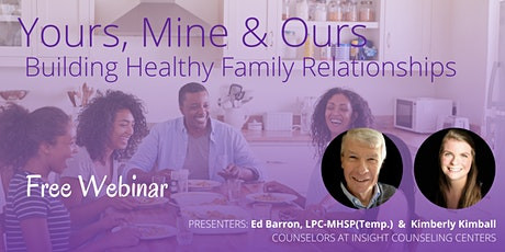 Yours, Mine & Ours: Building Healthy Families tickets