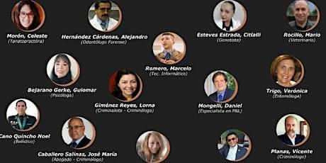Congreso Virtual Internacional Ciencias de la Criminalistica y Criminologia entradas
