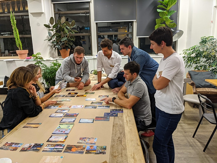 Climate Fresk Australia   Online Workshop image