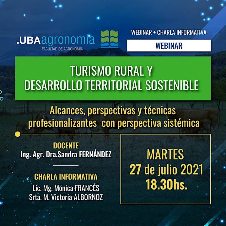 Imagen de Turismo rural y Desarrollo Territorial Sostenible