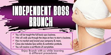Independence Boss Brunch tickets